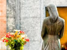 Esumazioni cimitero San Maurizio